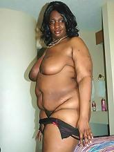 Trina Devine is all kinds of huge big Black mama