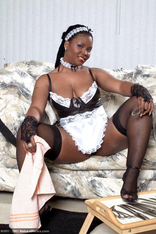Ebony Pussy Cream Dildo